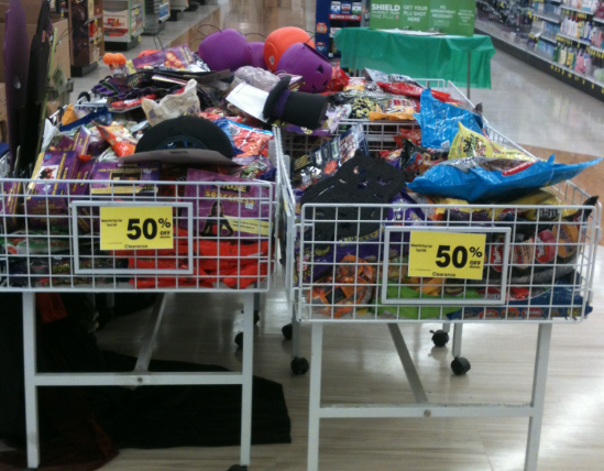 Halloween Clearance is 50% Off at Rite Aid! Candy, Costumes ...