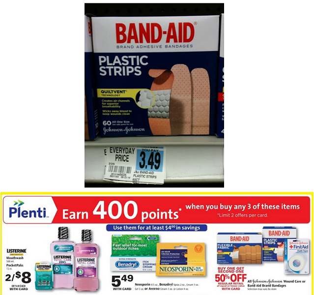 Band aid coupons december 2018