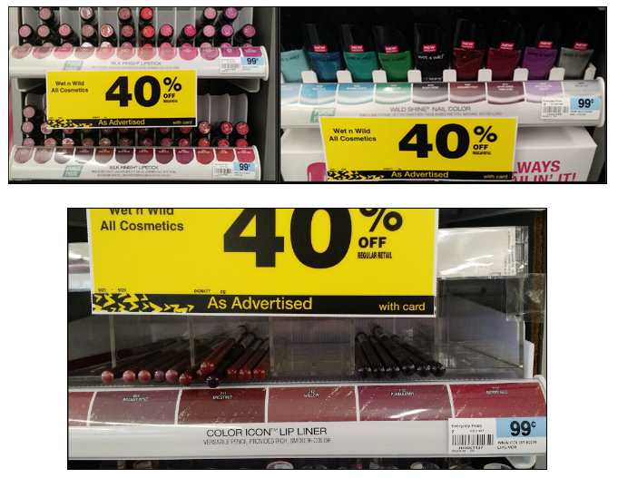 Wet n wild coupon february 2018