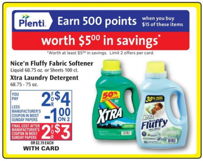 Coupons Xtra Detergent 2017 2018 Cars Reviews