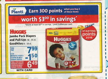 huggies rite aid deal