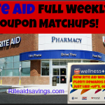 Rite Aid Weekly Ad Matchup Deals For September 4th to September 10th!