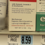 Eucerin Eczema Relief As Low As $.14 at Rite Aid! (Rite Aid Clearance Deal)