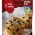 Betty Crocker Muffin Mixes As Low As $.37 at Rite Aid! (Reg Price $1.49)