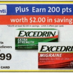 Rite Aid Starting 5/22: Excedrin Only $2.99!