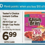 Rite Aid Starting 6/26: Starbucks K-cups Only $3.65!