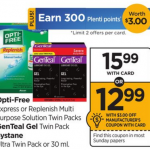 Opti-Free Twin Pack Only $9.99 At Rite Aid