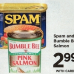 Rite Aid Starting 6/26: Spam Only $2.49 Per Can