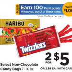 Twizzlers Candy Only $1.50 At Rite Aid