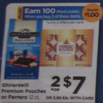 Rite Aid Starting 7/31: Ghirardelli Pouches Only $2!