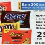 Rite Aid Starting 7/24: M&M Bags Only $0.63!