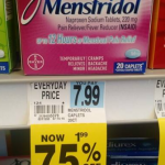 Rite Aid Clearance Deal: Menstridol Caplets As Low As $.99! (Reg Price $7.99)