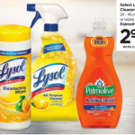 Lysol Wipes Only $2.49 At Rite Aid!