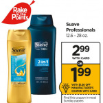 Suave Gold Products Only $1.49 At Rite Aid