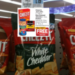 Cheez-It Crackers Only $0.34 At Rite Aid!
