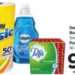 Bounty Paper Towels Only $0.74 Per Roll At Rite Aid
