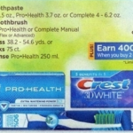 Rite Aid Starting 9/25: FREE Crest Pro Health Mouth Wash + Money Maker