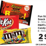 Bags Of M&M's Only $1 At Rite Aid!