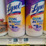Just In Time For Cold Season! Lysol Wipes Just $1.42 at Rite Aid! (Reg. $3.99)