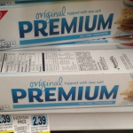 Nabisco Saltine Crackers $0.50 At Rite Aid With Double Dipping Plenti Offers!! (No Coupons Needed)