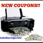 Woo hoo! We Have 40 Pages of New & Reset Coupons This Morning For The Coupon Stash!