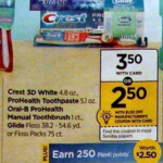 Rite Aid Starting 10/30: FREE Crest 3D White Toothpaste