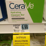 Cerave Hydrating Cleanser Bar As Low As $.09 at Rite Aid! (Reg. Price $6.99)