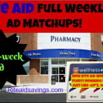 Rite Aid Mid-Week Ad Matchup Deals For November 30th to December 3rd!