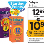 Delsym Products As Low As $5.99 At Rite Aid