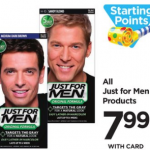 Just For Men Products $5.99 At Rite Aid!