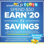 Rite Aid Starting Points Promotion 2017 Offer Limits Explained!