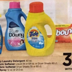 Rite Aid Starting 1/22: Bounce Dryer Sheets $3.44