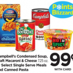 Campbell's Condensed Soups $0.74 At Rite Aid
