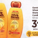 Rite Aid Starting 2/5: Garnier Whole Blends Only $1.49