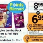 Rite Aid Starting 2/5: Even BETTER Huggies Deal!! Print Coupon Now! As Low As $3.49!